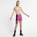 Nike Sportswear Swoosh Short-Sleeve Crop Top