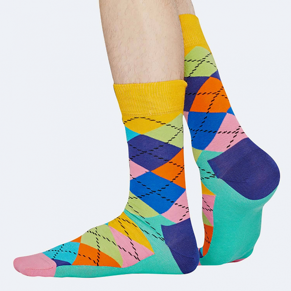 Happy Socks Argyle Women's Socks
