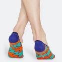 Happy Socks Rock n' Roll Stripe Liner Unisex Socks - Unisex Κάλτσες