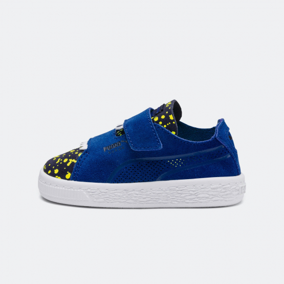 Puma Suede Deconstructed Monster Babies' Trainers