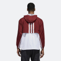 adidas Originals 3-Stripes Authentic Windbreaker