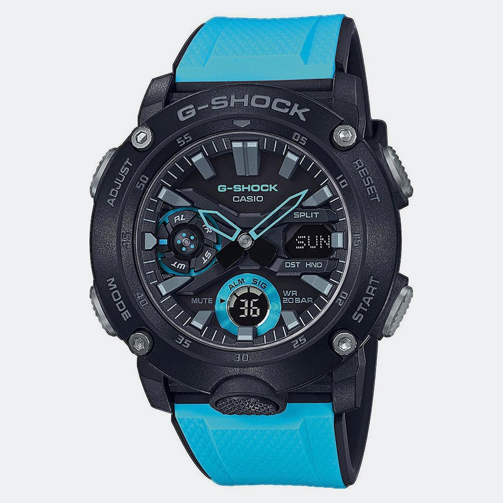Casio G-Shock Carbon - Unisex Ρολόι Χειρός (9000031434_39425)