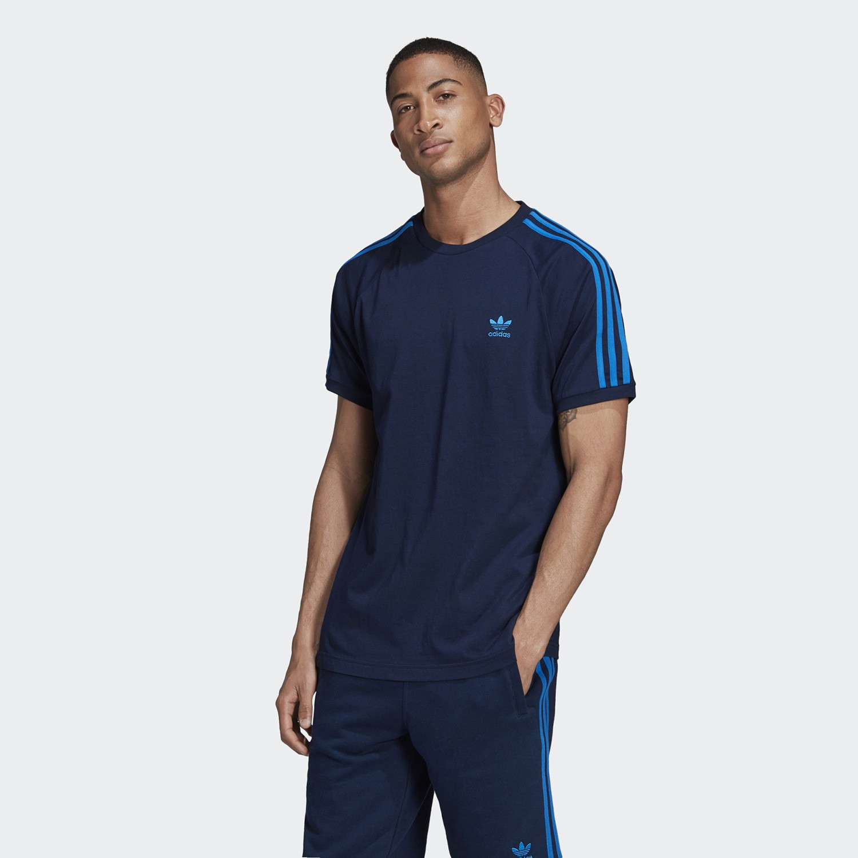 adidas Originals 3-Stripes Adicolor Tee - Ανδρικό Μπλουζάκι (9000031631_7646)