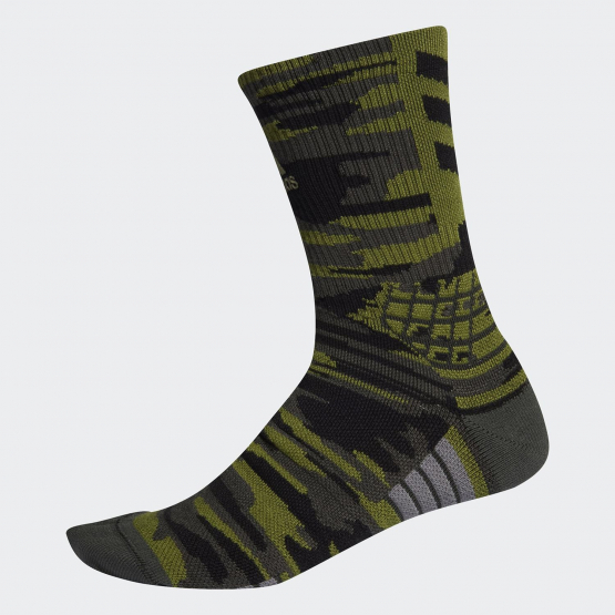 adidas Performance Creator 365 Graphic Crew Socks