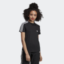 adidas Originals 3-Stripes Women'S Tee - Γυναικεία Μπλούζα