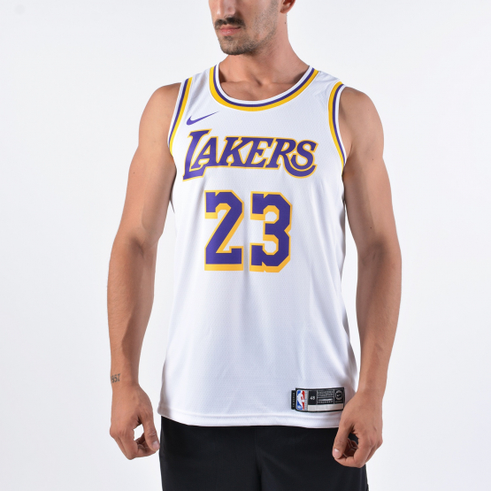 Nike Lebron James Lakers Association Edition Jersey