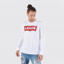 Levis Ls Graphic Tee B Hm Ls Better