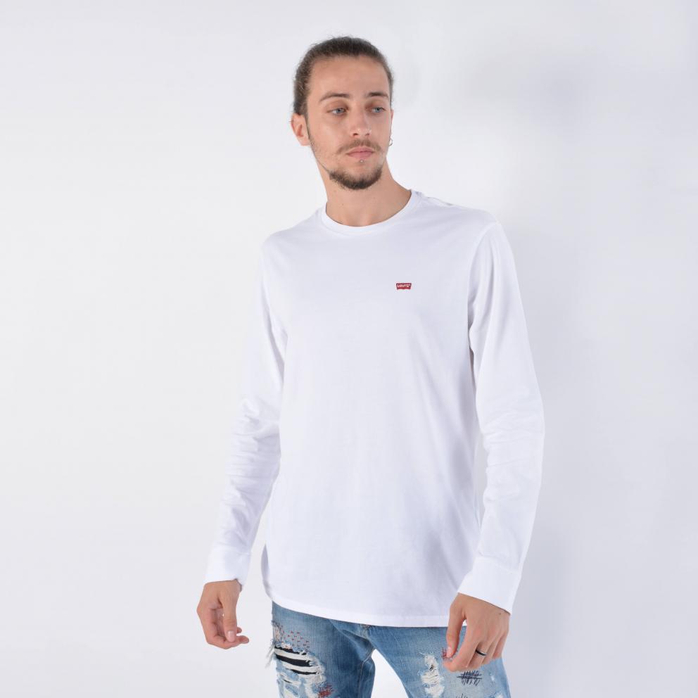Levis Ls Original Hm Tee Ls Cotton +