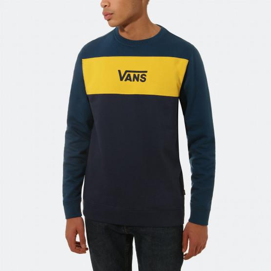 Vans Men's Retro Active Crew GIBRALTAR Shirt