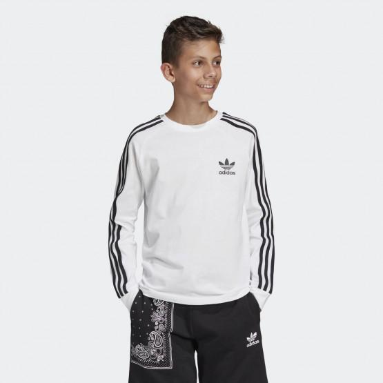 adidas Originals 3-Stripes Παιδική Μπλούζα Φούτερ