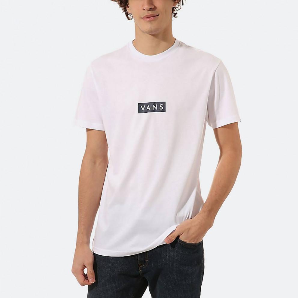 Vans Mn Vans Easy Box Ss White/dres