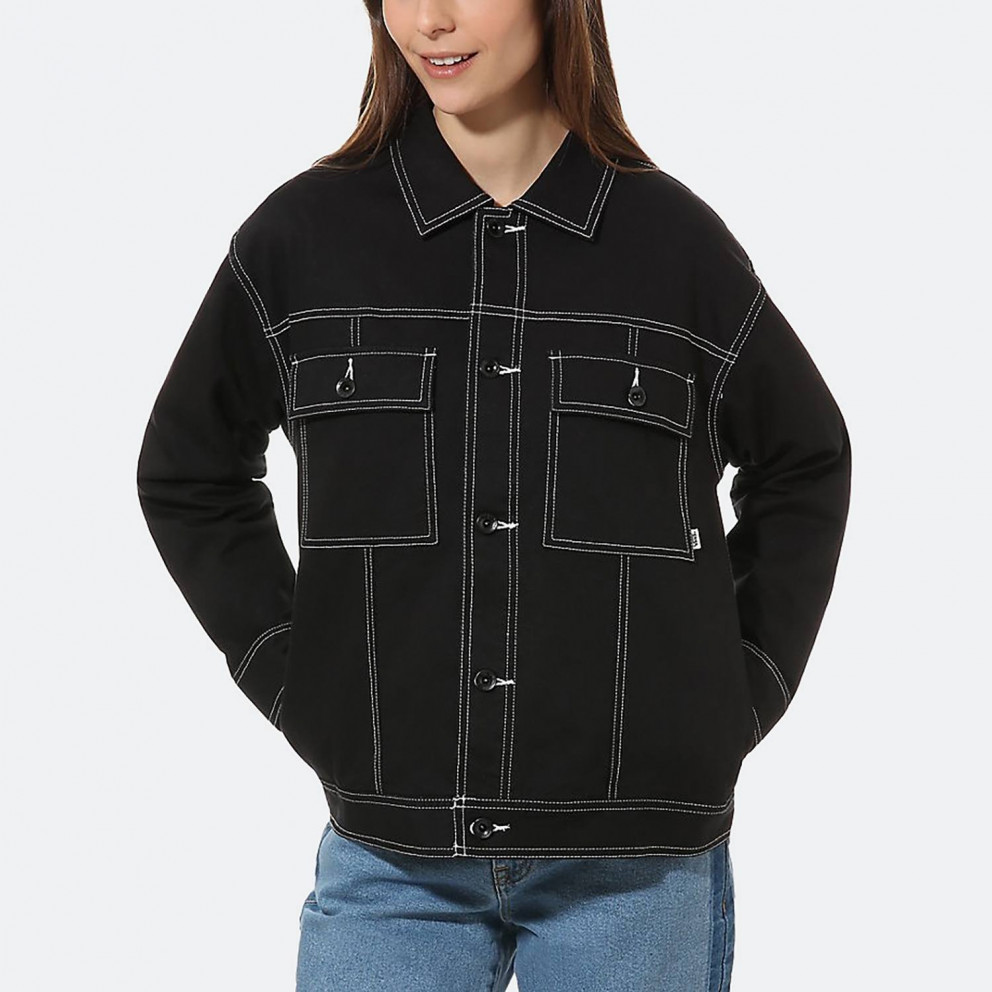 Vans Wm In The Know Jacke Black