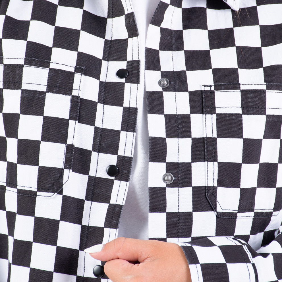 Vans Wm Broadway Ii Check Checkerboa