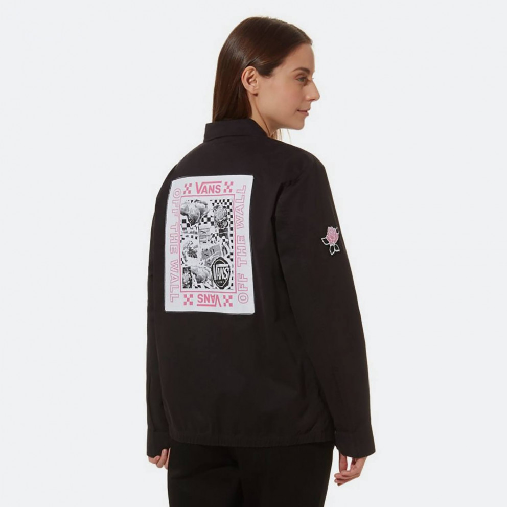 Vans Wm Lady Vans Jacket Black