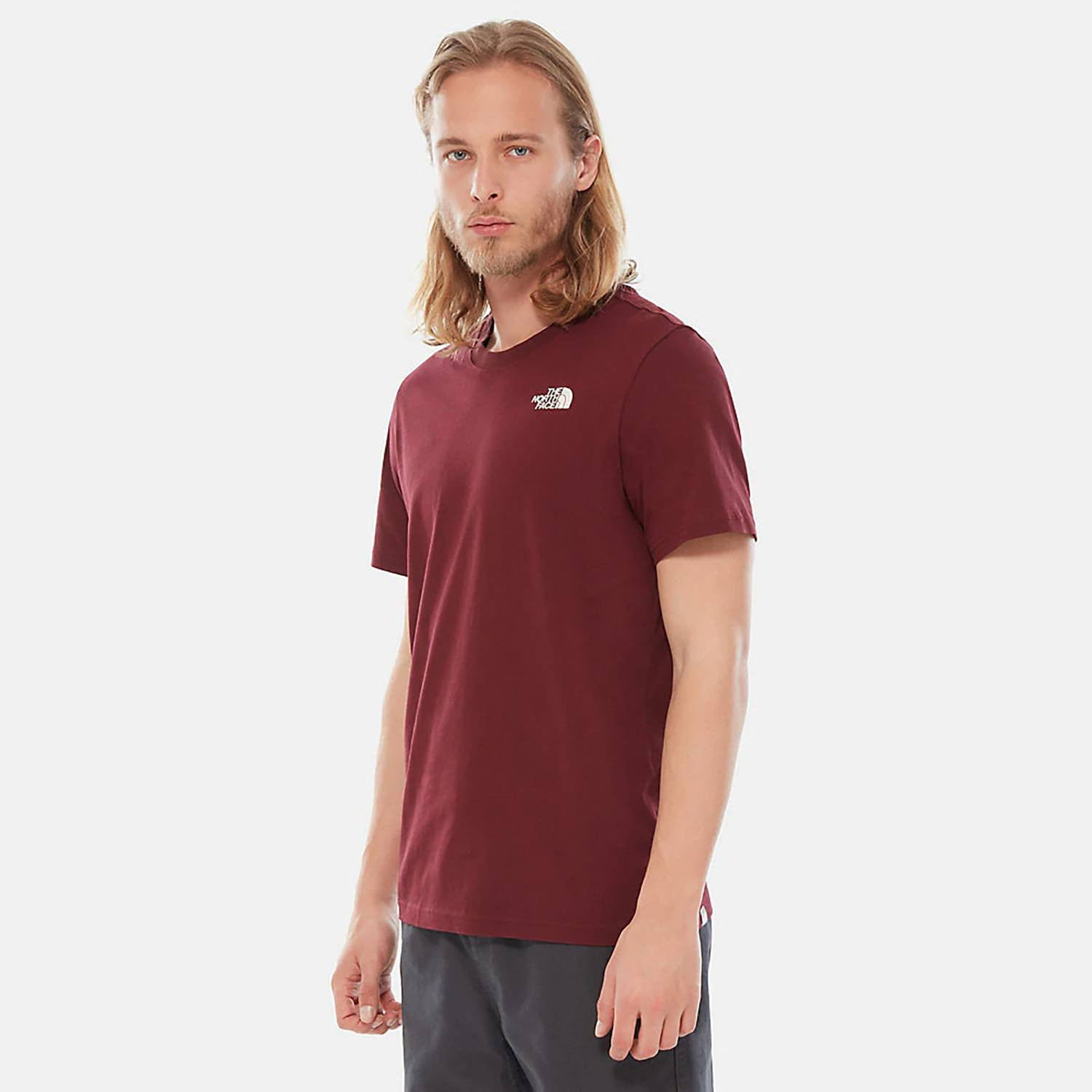 The North Face Men's Red Box Tee - Ανδρική Μπλούζα (9000036585_23241)