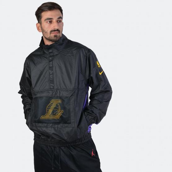 Nike LAL M LTWT JKT COURTSIDE