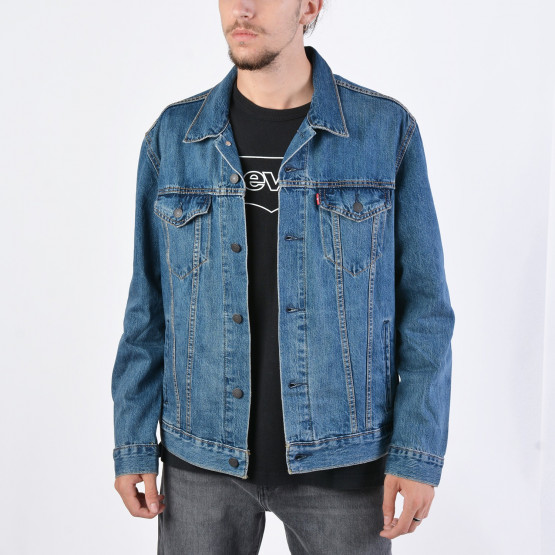 Levis THE TRUCKER JACKET MAYZE TRUCK