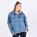Levis Fur Dad Trucker Cat Eye