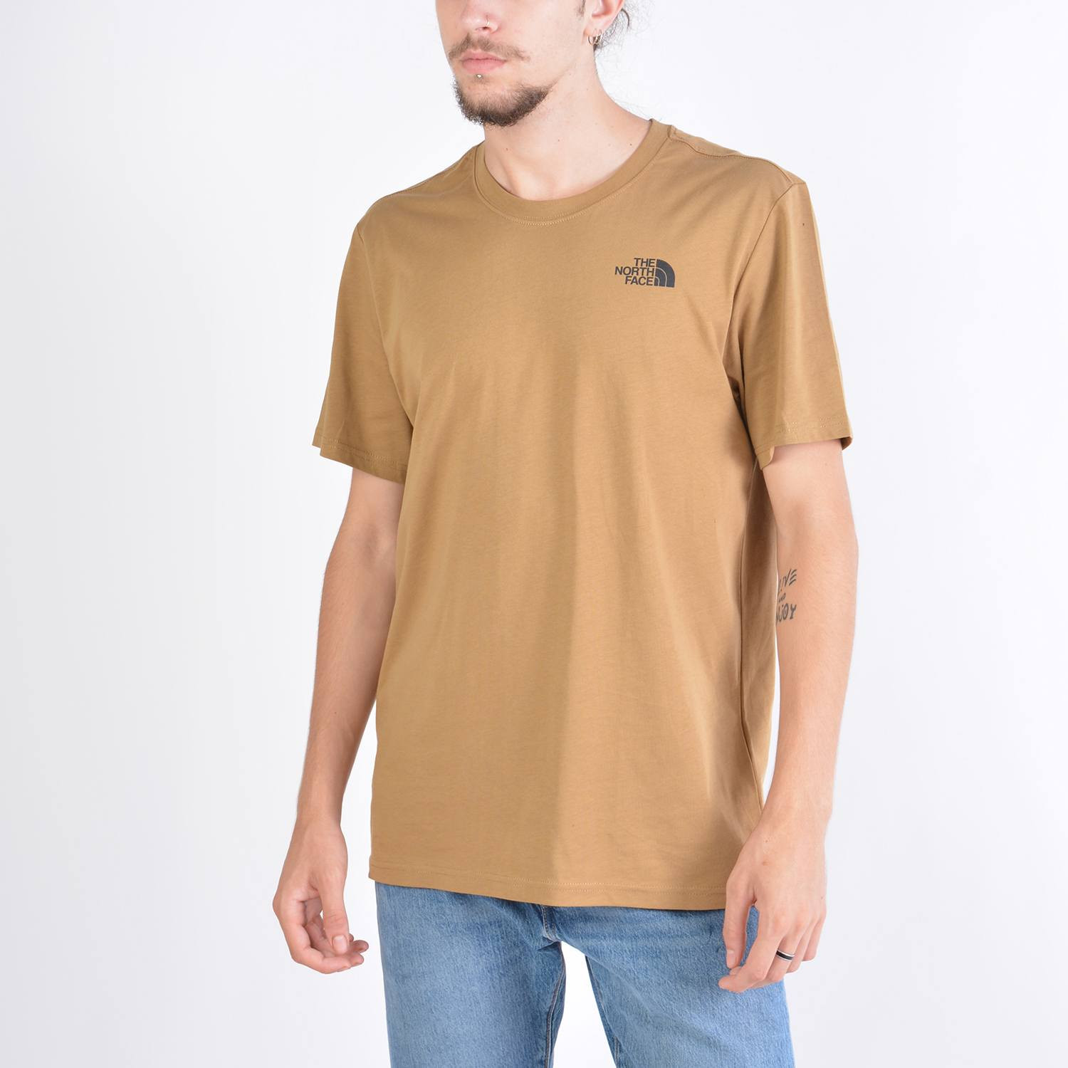 THE NORTH FACE M S/S RED BOX TEE (9000036558_19279)