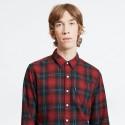 Levis Sunset 1 Pocket Shirt Cummings