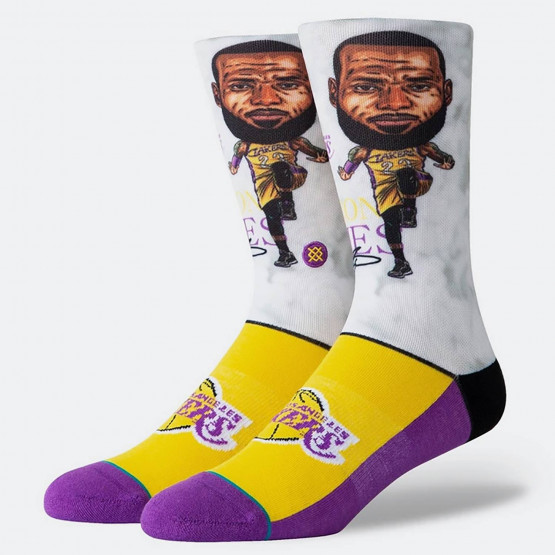 Stance LEBRON BIG HEAD