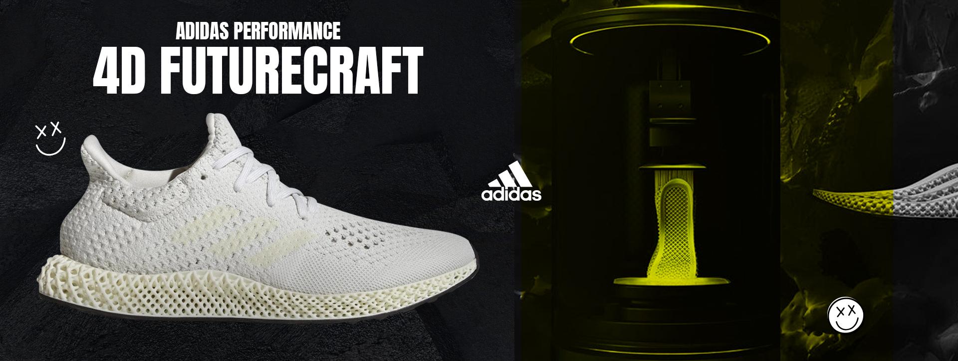 adidas Performance 4D Futurecraft