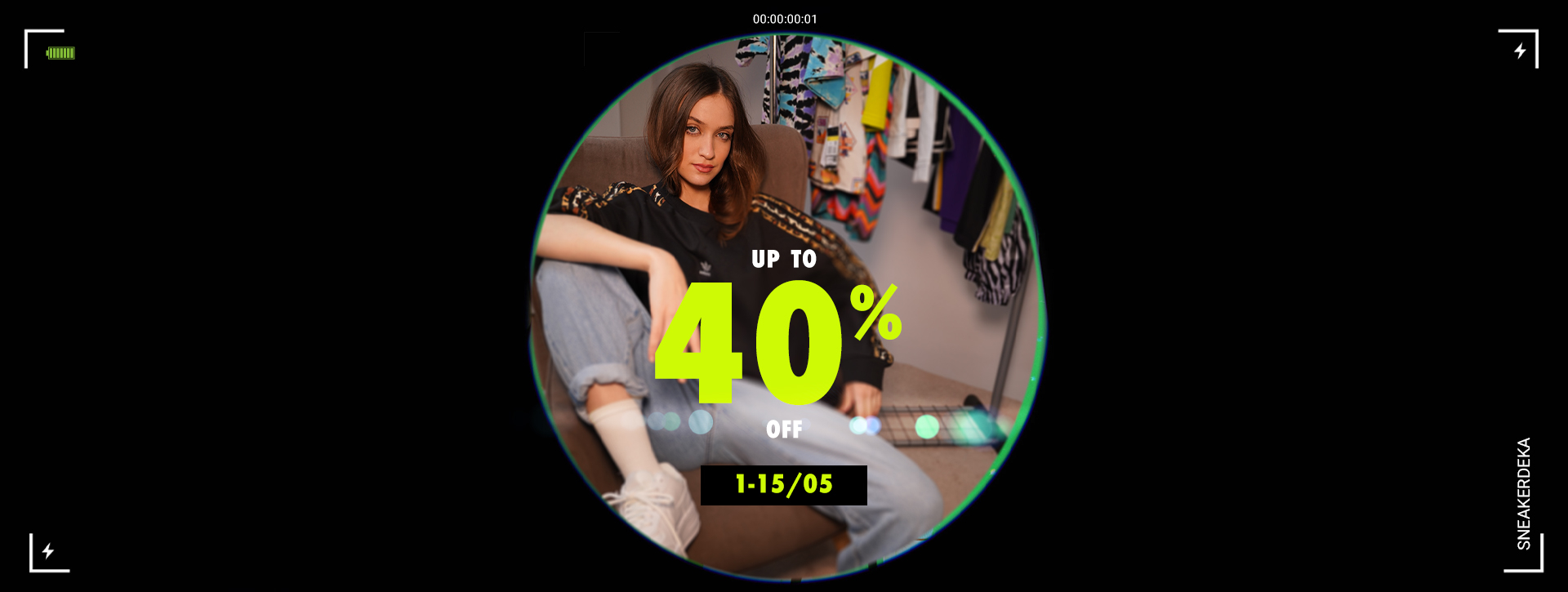 Mid Sale up to -40% off