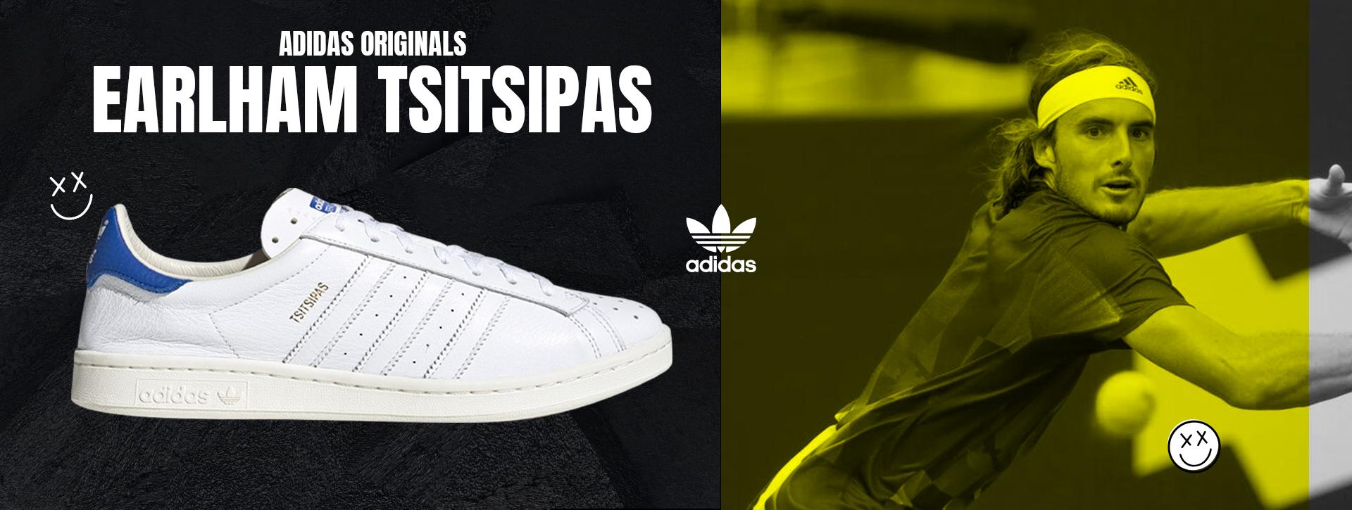 adidas Originals Earlham Tsitsipas