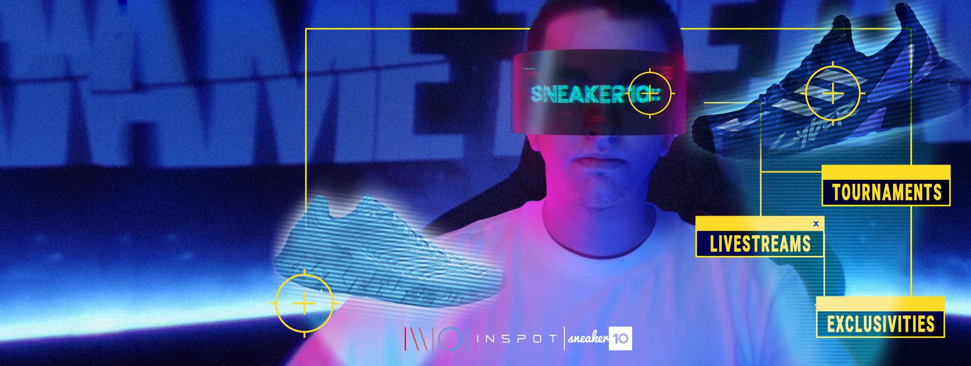 Inspot x Sneaker10