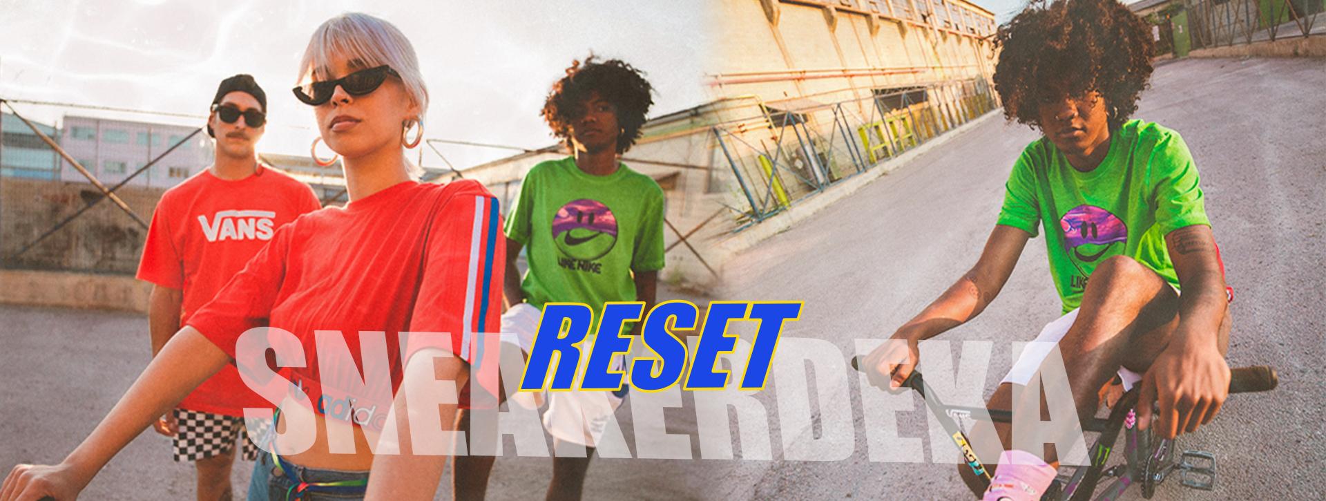 Reset Summer