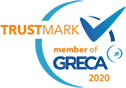 Trustmark badge for Sneaker10